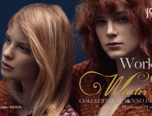 James Hair Fashion Club presenta WINTER TALES