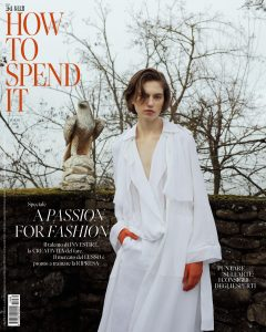 Alessandro Squarza how to spend it